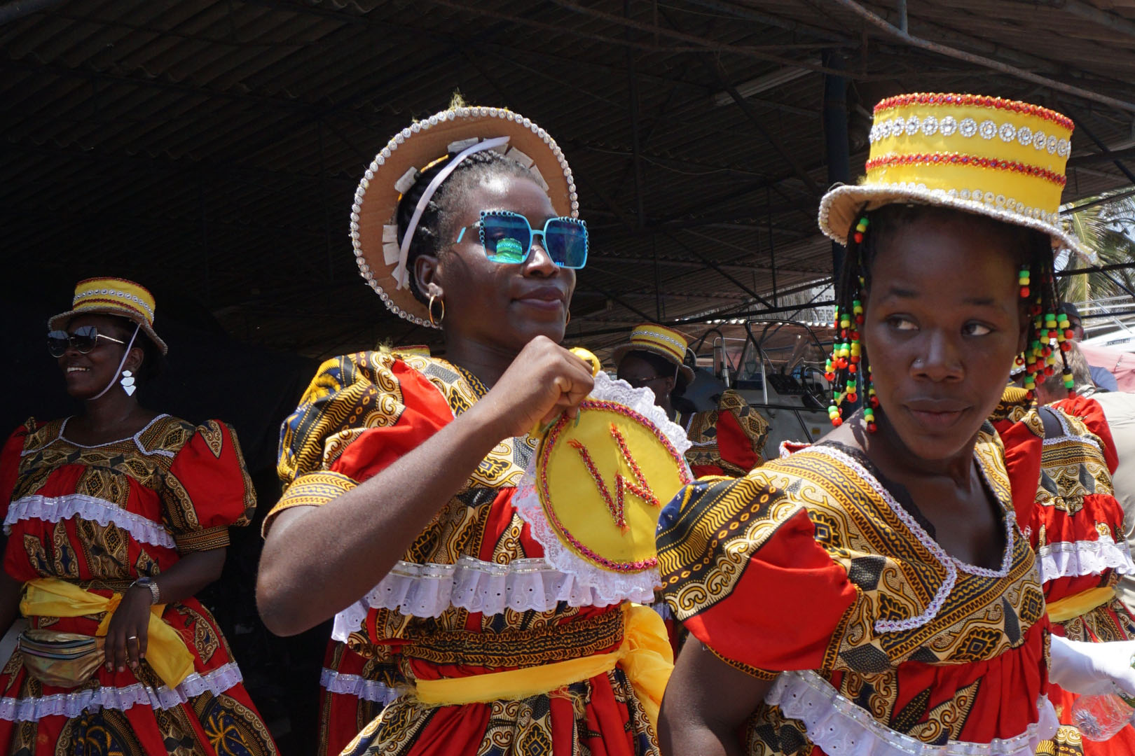 Carnival in Luanda, Angola